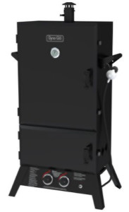 Dyna-Glo Wide Body LP Gas Smoker