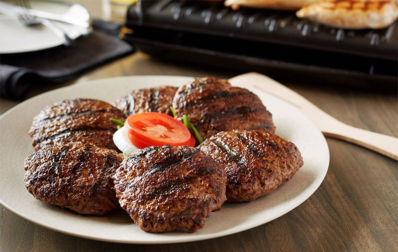 5 George Foreman Grill Recipes