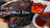 How to Smoke Beef Ribs