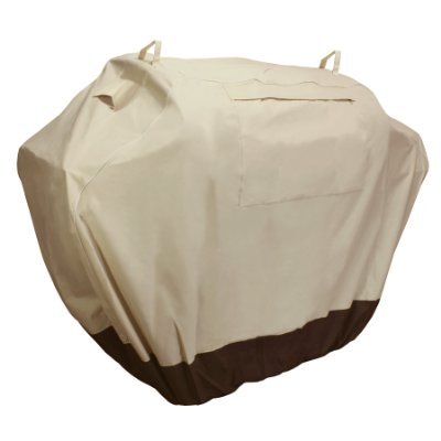 KHOMO GEAR – Waterproof Heavy Duty BBQ Grill Cover