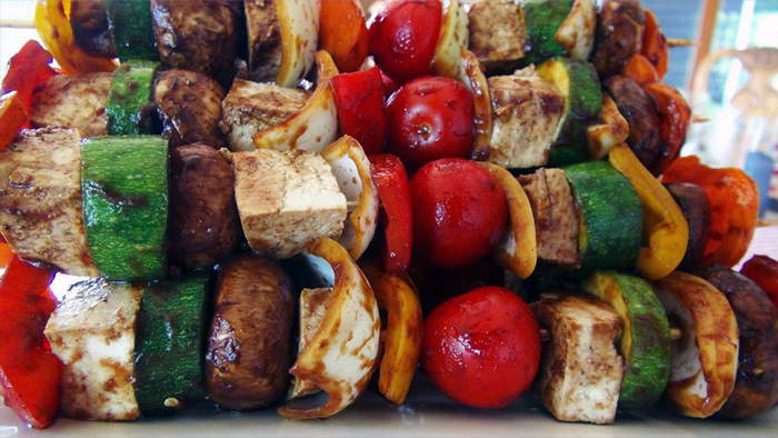Vegetarian Bbq Ideas