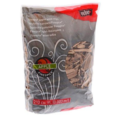 Weber 17004 Apple Wood Chips