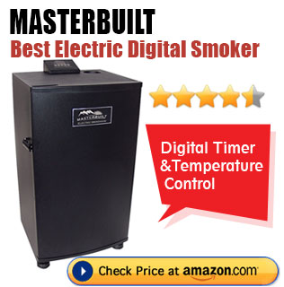 Masterbuilt 30-inch electric smoker