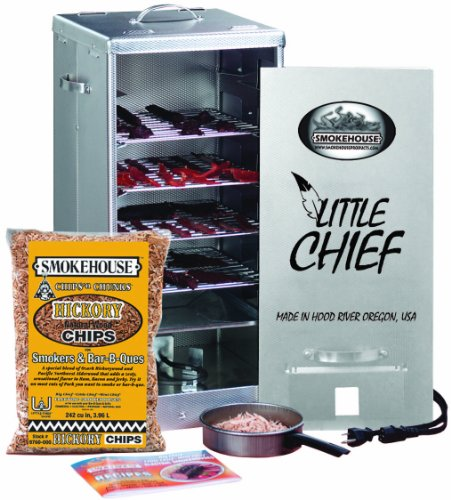 Smokehouse Products Little Chief Smoker Reviews